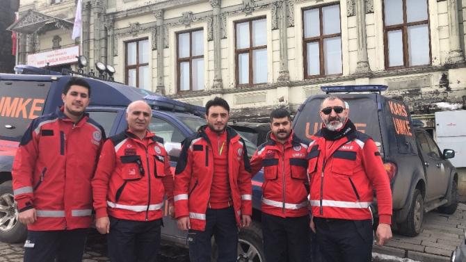 Kars UMKE Aktaş Sınır kapısına Sahra Hastanesi kuracak