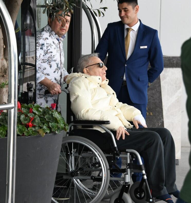 Mehmet Ali Erbil'in son görüntüsü sevenlerini üzdü