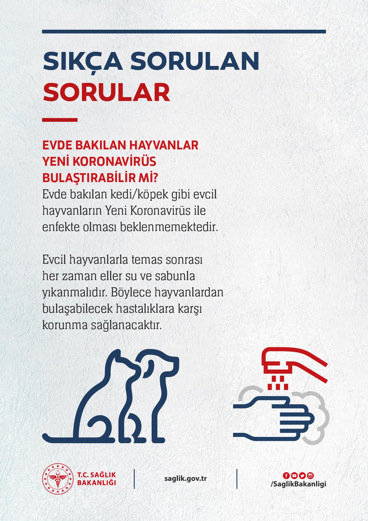 Sağlık Bakanlığından koronavirüs için yeni broşür