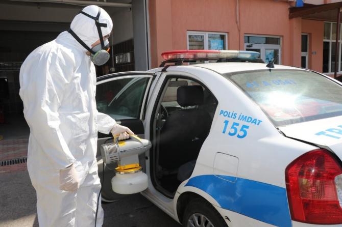 Büyükşehir korona virüsle alakalı tedbirlerini artırıyor