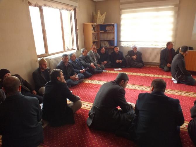 Malazgirt'teki din görevlilerinden örnek davranış