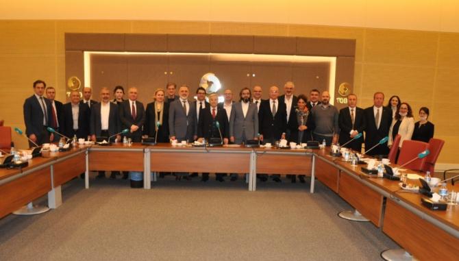Türkiye Sağlık Hizmetleri Meclis Başkanlığına Seyit Karaca seçildi