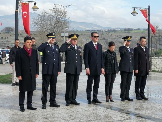 Safranbolu'da 18 Mart Çanakkale Şehitleri Anma töreni