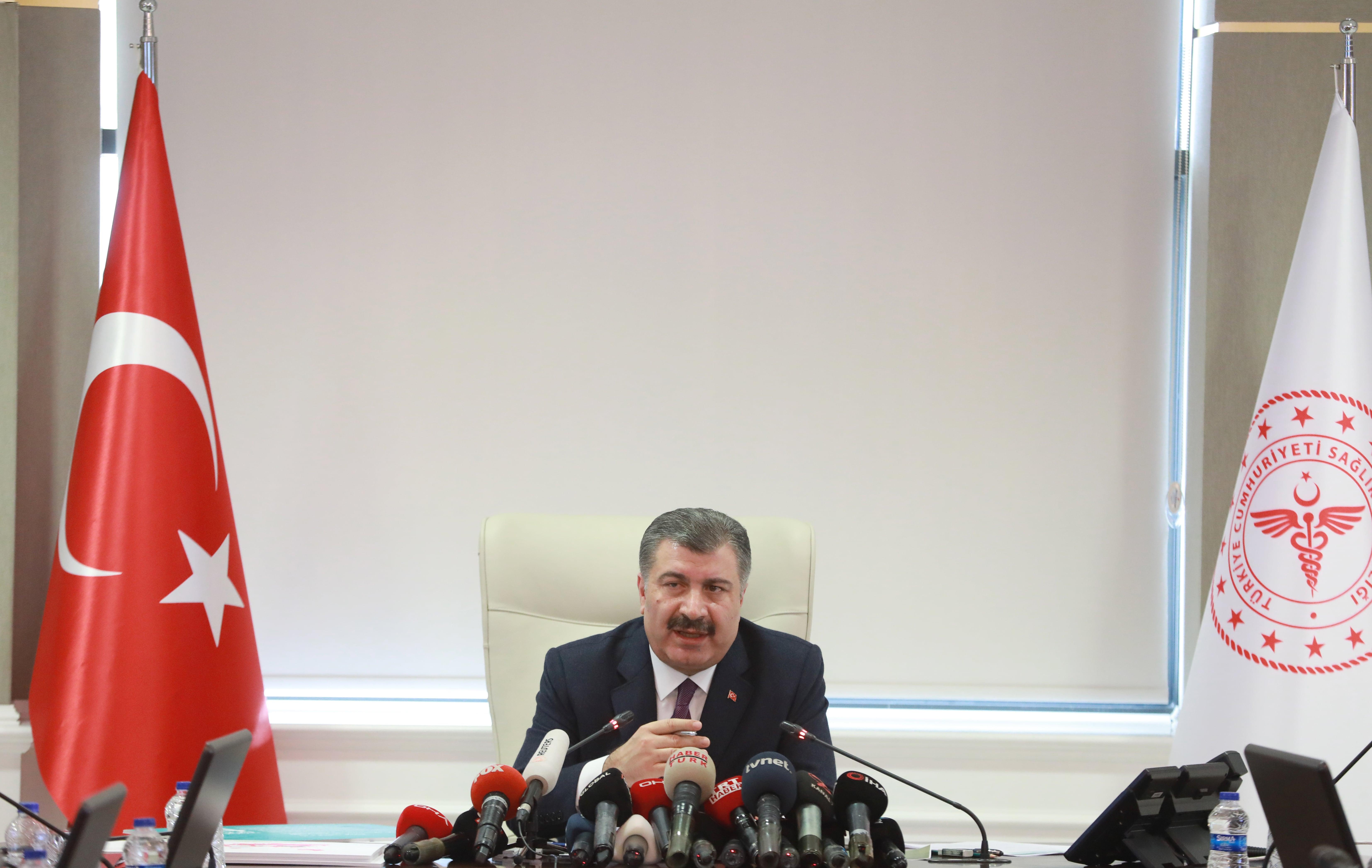 Türkiye koronavirüse karşı mücadelesini sürdürüyor