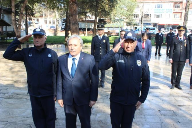 Osmaneli 'de Çanakkale Zaferi'nin 105'nci yıl dönümü kutlandı