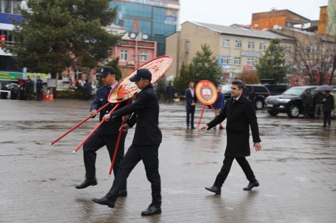 Bingöl'de Çanakkale Zaferi'nin 105. Yıl Dönümü ve 18 Mart Şehitleri Anma Günü