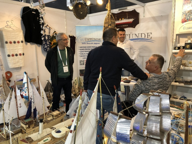 Boat Show Tuzla Fuarı'nda 7 günde 100 tekne satıldı