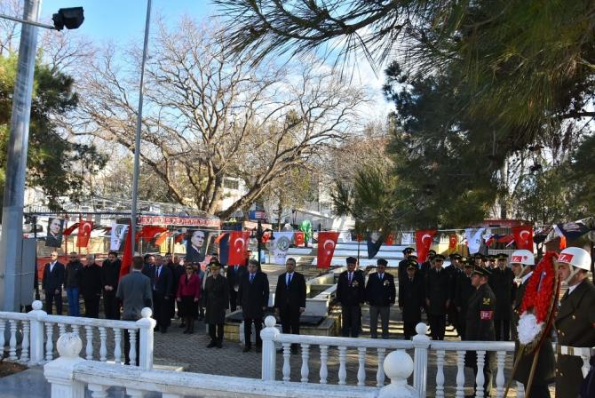 Malkara'da Çanakkale Zaferi kutlandı