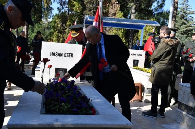Denizli'de 18 Mart Şehitleri Anma Günü ve Çanakkale Deniz Zaferi etkinlikleri