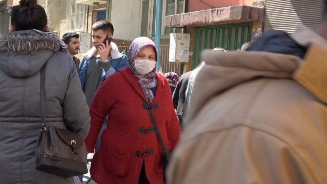 Denizli'de korona virüs endişesi semt pazarlarını da vurdu
