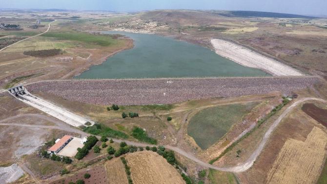 DSİ'den zeytin ve fıstık diyarı Kilis'e yatırım sağanağı