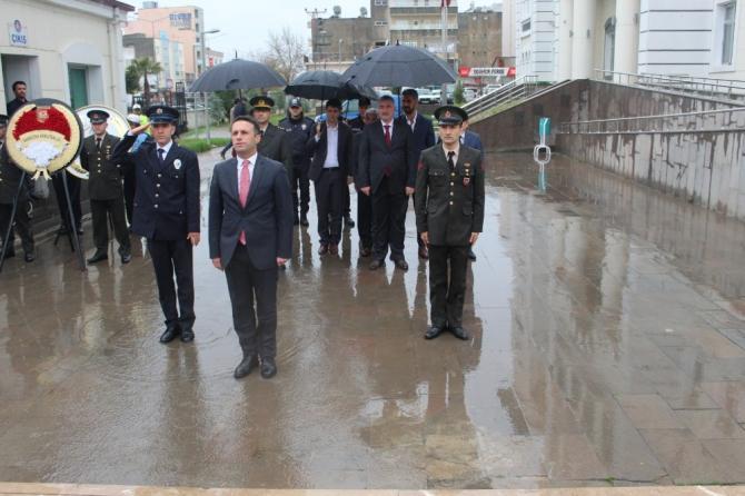 Kahta'da Çanakkale şehitleri anıldı