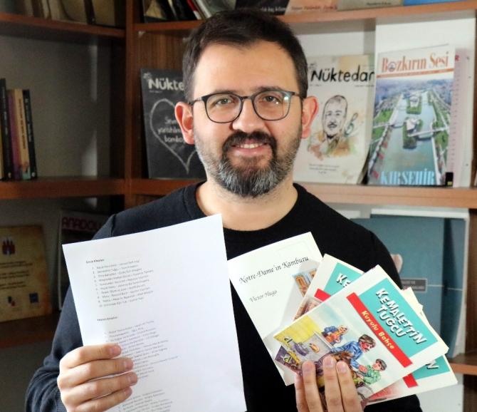"""Yazar Akpınar: """"Evde kalmak avantaja çevrilebilir"""""""