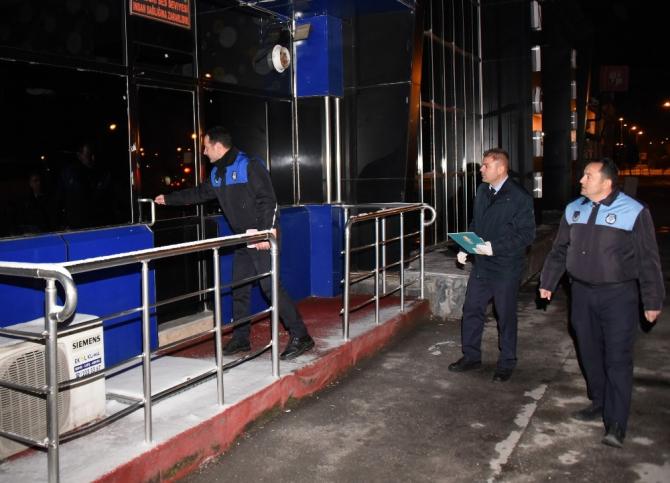 Konya Büyükşehir zabıtadan korona virüsü denetimleri