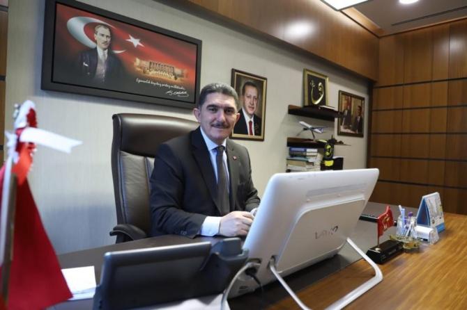 Milletvekili Ekrem Çelebi'den 18 Mart Çanakkale Zaferi mesajı
