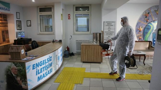 Odunpazarı'ndan koronavirüse karşı acil eylem planı