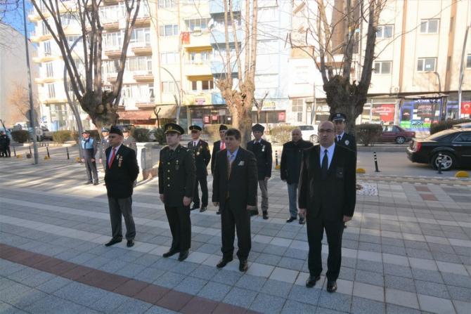 Sandıklı'da 18 Mart Çanakkale şehitlerini anma günü törenleri