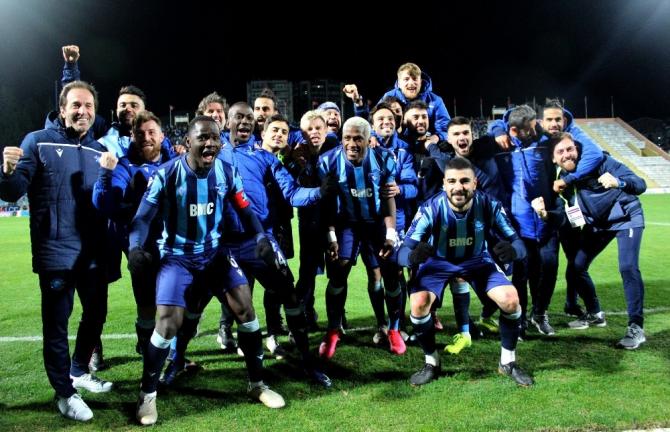 Adana Demirspor, 25 yıllık Süper Lig hasretini bu sene bitirmek istiyor