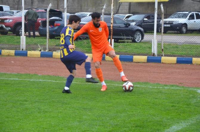 TFF 3. Lig: Fatsa Belediyespor: 2 - Kozanspor: 1