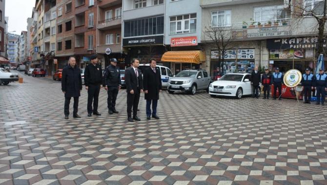 Türkeli'de şehitleri anma programı