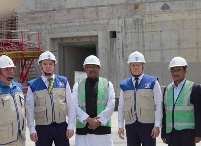 ROSATOM, Bangladeş Halk Cumhuriyeti ile işbirliğine devam ediyor