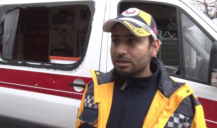 Pendik'te saldırıya uğrayan sağlık çalışanları: Bakanın ilgilenmesine çok duygulandım