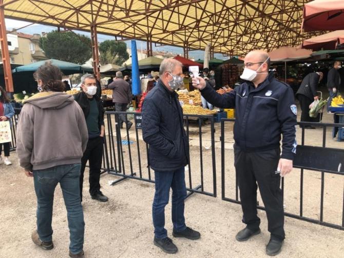 Yunusemre'de 6 gün pazar kurulacak