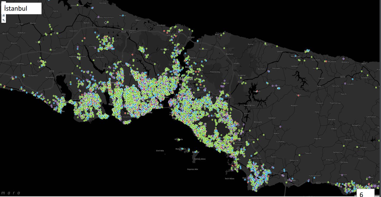 Bakan Koca açıkladı! İşte Türkiye'nin koronavirüs haritası