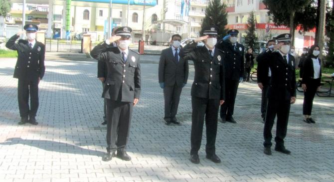 Araban'da Türk Polis Teşkilatının kuruluşunun 175. Yılı kutlandı