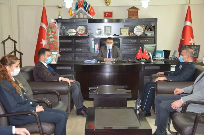 Türk Polis Teşkilâtının 175. kuruluş yılı