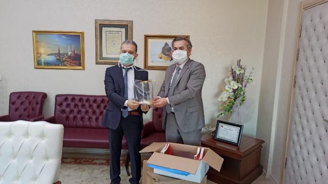 Milli Eğitim kurumları maske üretimine devam ediyor