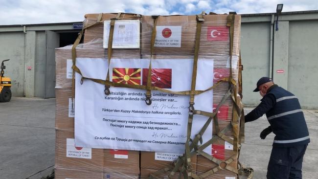 Türkiye dünyanın dört bir yanına yardım eli uzattı