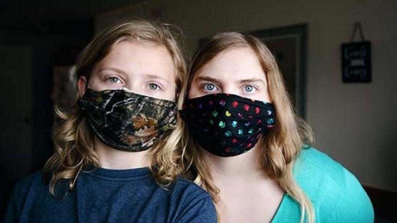Bilim akademileri ev yapımı maskeler için uyardı: Bir işe yaramıyor!