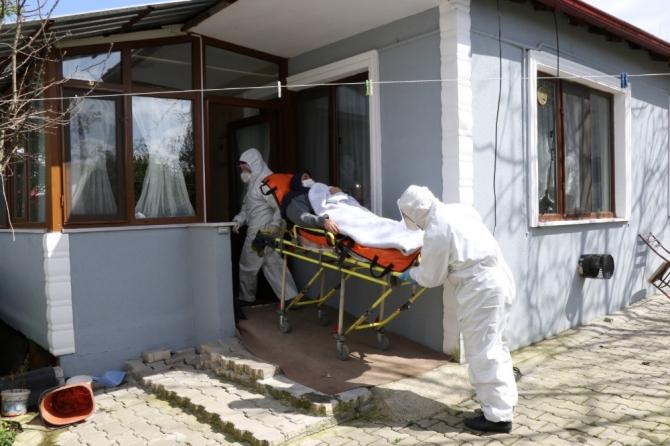 Büyükşehir'den hastalara nakil hizmeti