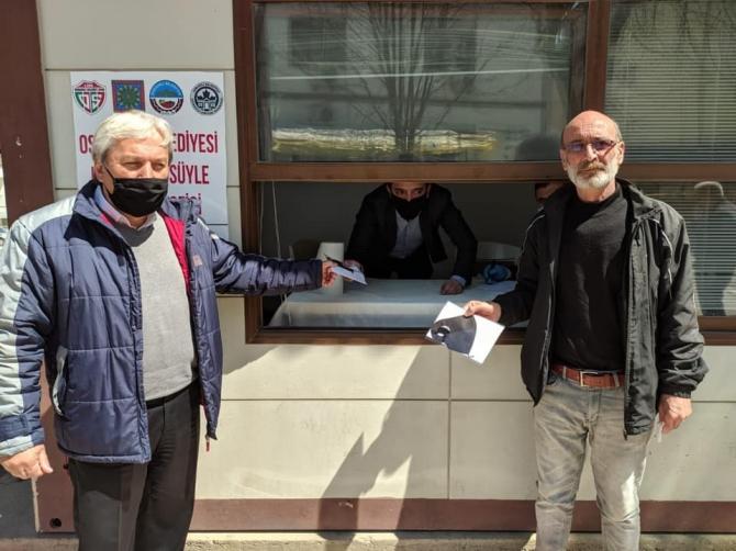 Maske üretimi için 'CE işareti' uygunluk belgesi aldılar