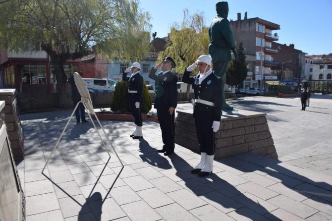 Bozüyük'te Polis Haftası kutlamaları