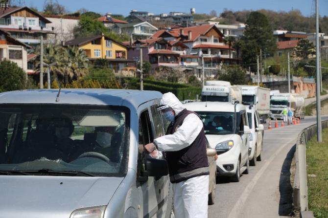 Vali Ahmet Nayir virüsün azaldığını açıkladı