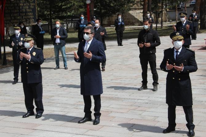 Erzurum'da Türk Polis Teşkilatının 175. yılı kutlandı