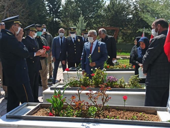 Malatya'da Türk Polis Teşkilatı'nın kuruluşunun 175. yılı kutlandı
