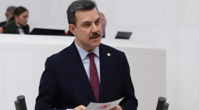 Milletvekili Esgin, Bursa'da kısa çalışma ödeneği güncel rakamlarını açıkladı: