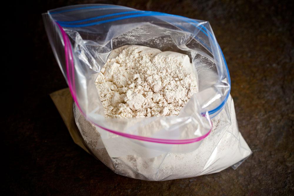 Evde ekmek mayası yapımı