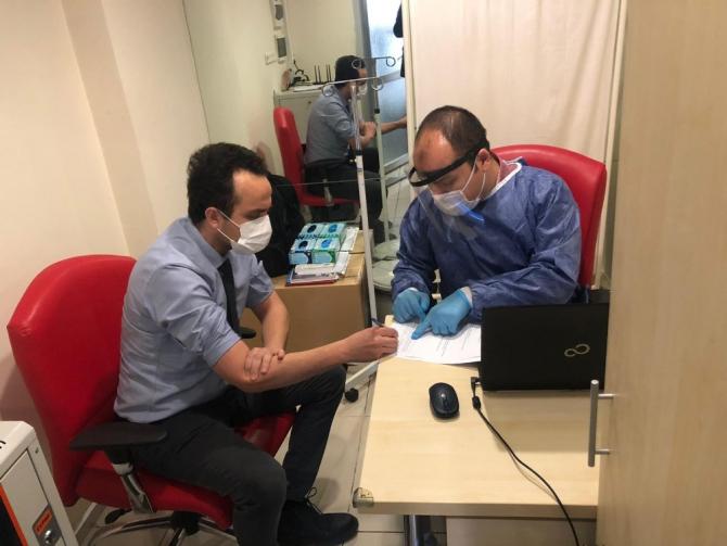 İzmir'de immün aferez plazma bağışı