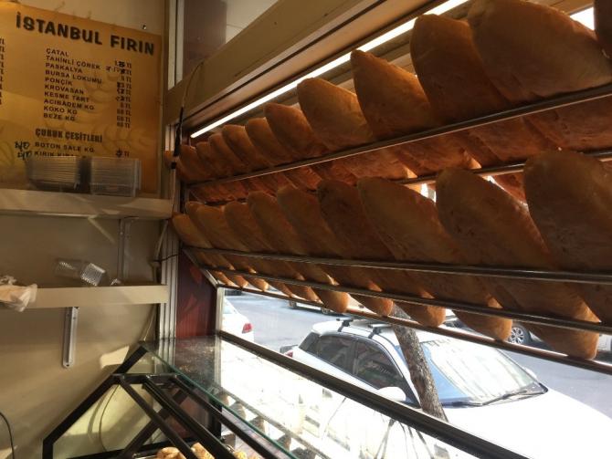 İstanbul'da ekmek fırınları üretimini 3 katına çıkardı