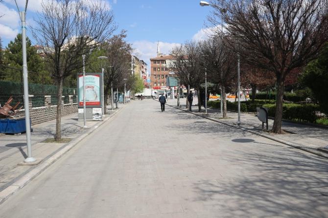 Kırıkkale büyükşehir olmadığı halde yasağa uydu