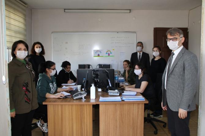 Sinop'ta 'Vefa Sağlık Destek Hattı' kuruldu