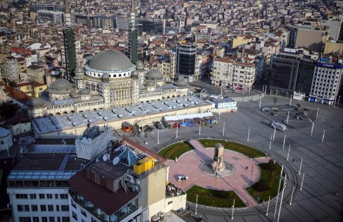 İstanbul boş kaldı