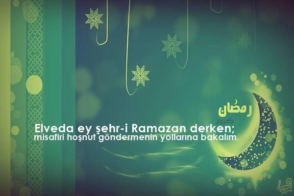 En güzel Ramazan mesajları anlamlı kısa resimli 2021