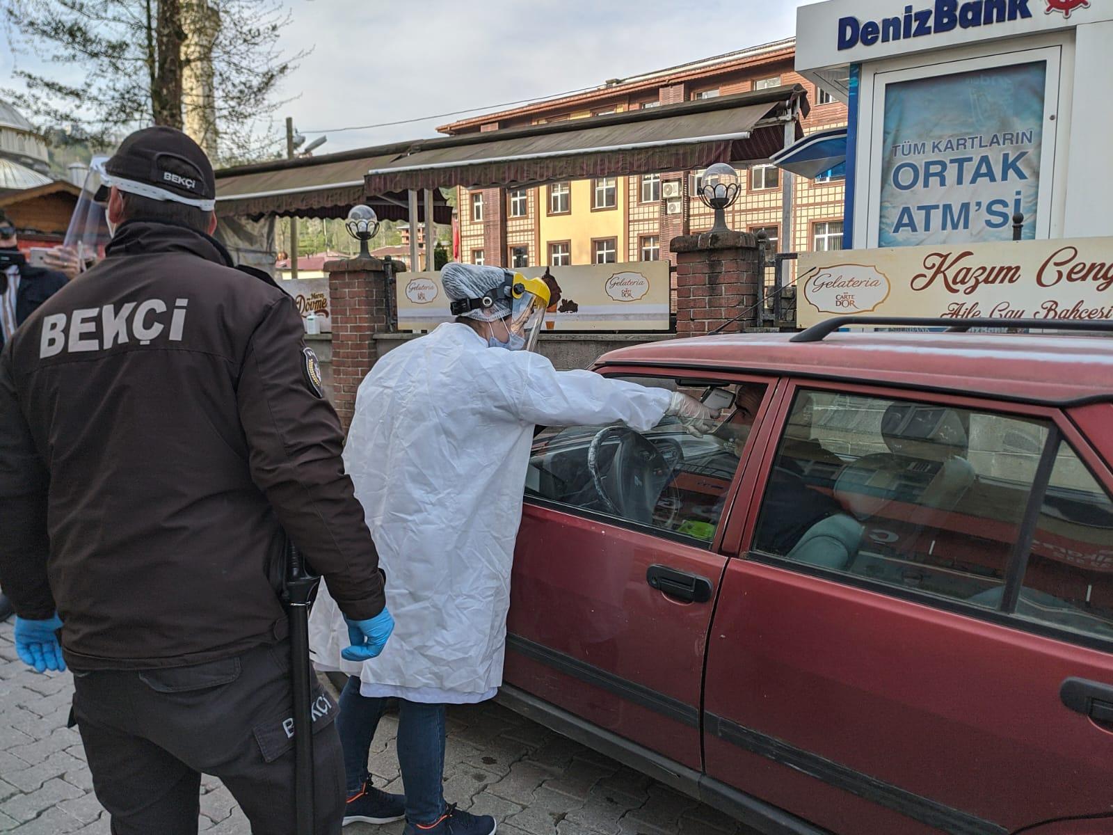 Rize'nin Kalkandere ilçesi koronavirüs nedeniyle karantinaya alındı