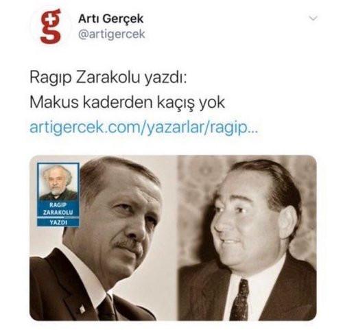 Cumhurbaşkanı Erdoğan'ı hedef alan skandal yazıya tepkiler çığ gibi büyüyor