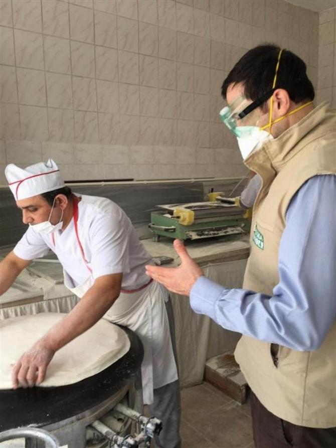 Kırklareli'de Ramazan denetimleri